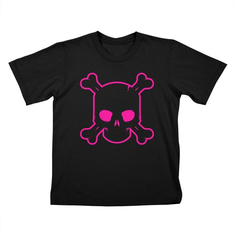 Head_Rush_02 Kids T-Shirt by Yargyle's Artist Shop