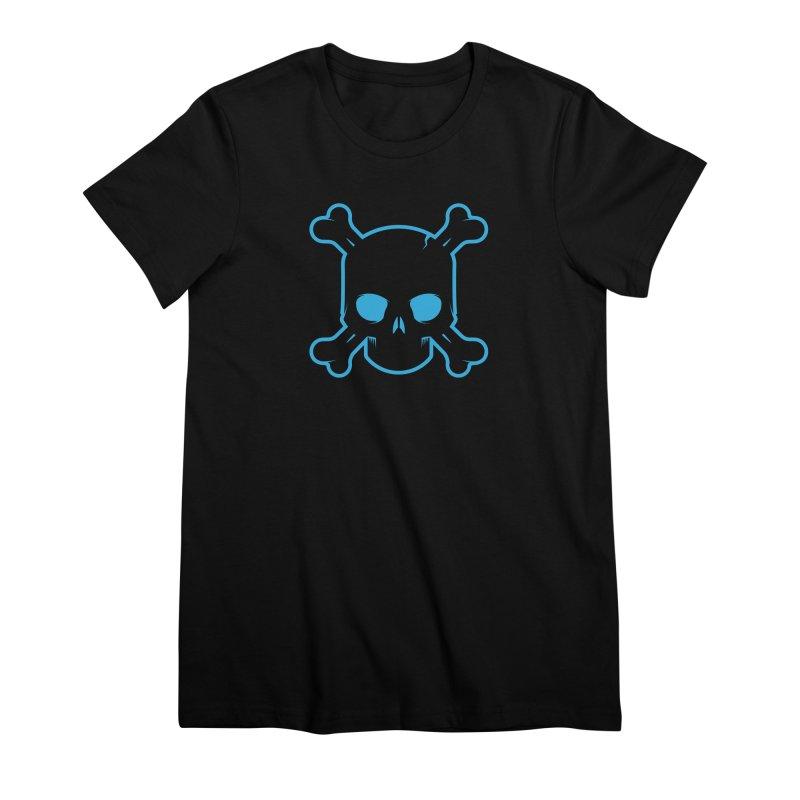 Head_Rush_03 Women's T-Shirt by Yargyle's Artist Shop