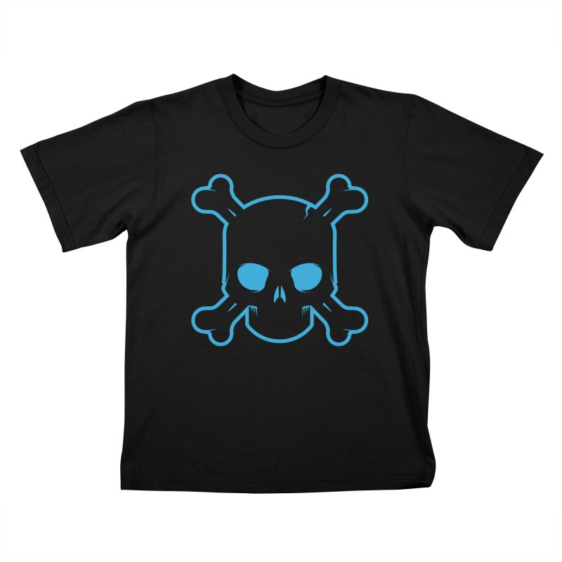Head_Rush_03 Kids T-Shirt by Yargyle's Artist Shop