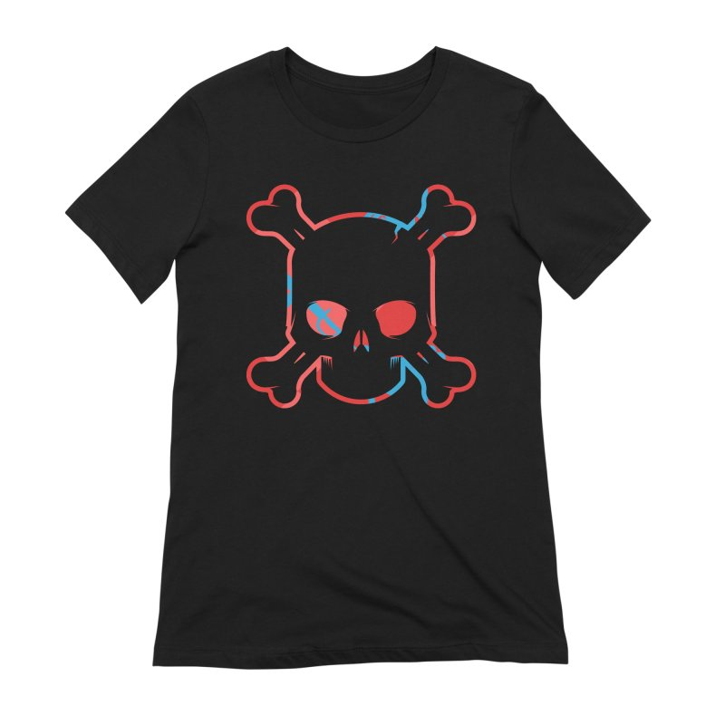 Head_Rush_05 Women's T-Shirt by Yargyle's Artist Shop