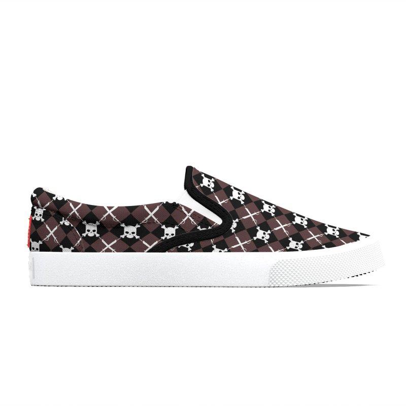 Yargyle_BW Women's Shoes by Yargyle's Artist Shop