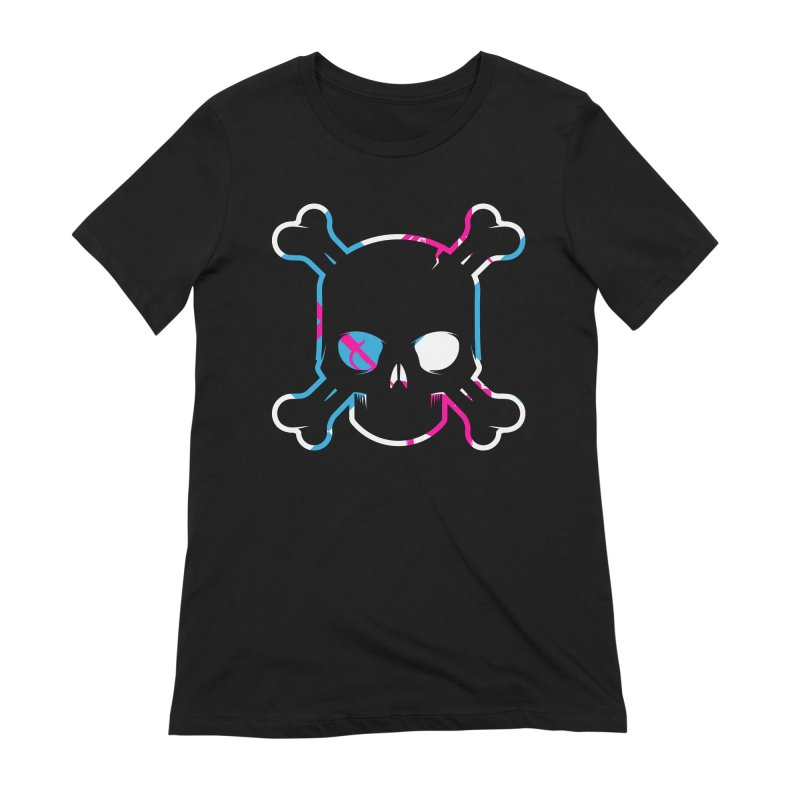 Head_Rush_06 Women's T-Shirt by Yargyle's Artist Shop
