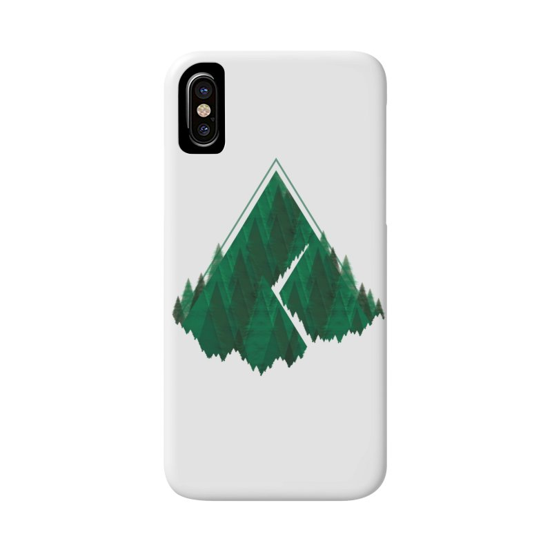 GeomeTree Accessories Phone Case by Yargyle's Artist Shop