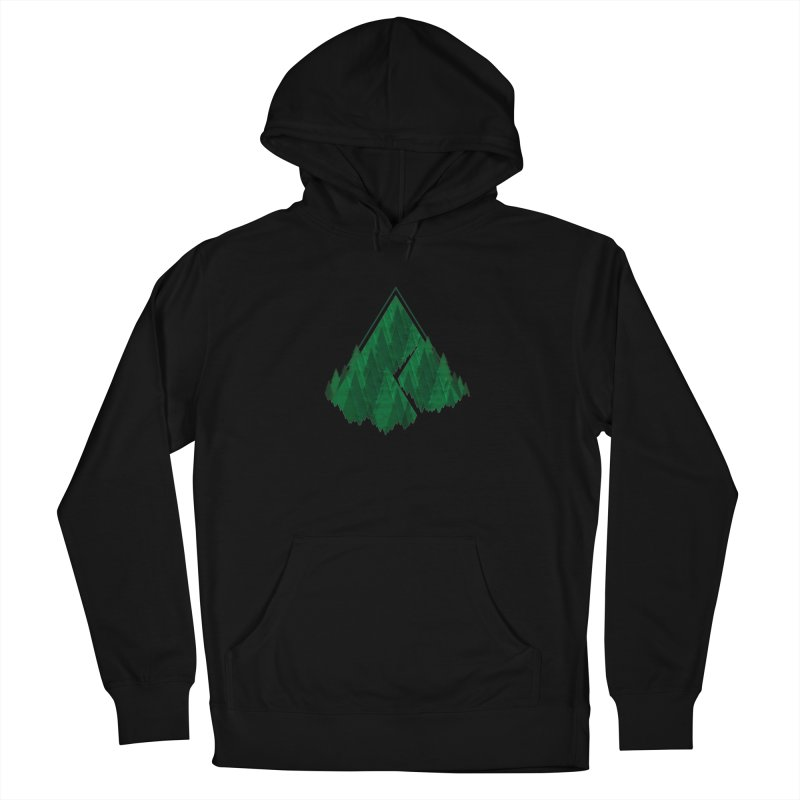 GeomeTree Men's Pullover Hoody by Yargyle's Artist Shop