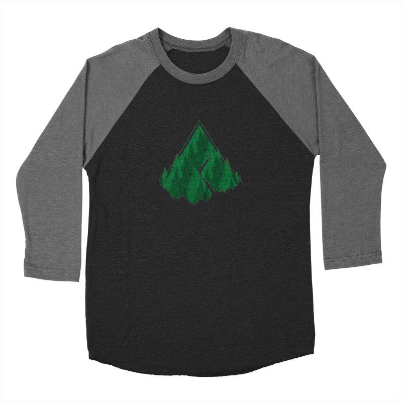 GeomeTree Women's Baseball Triblend T-Shirt by Yargyle's Artist Shop