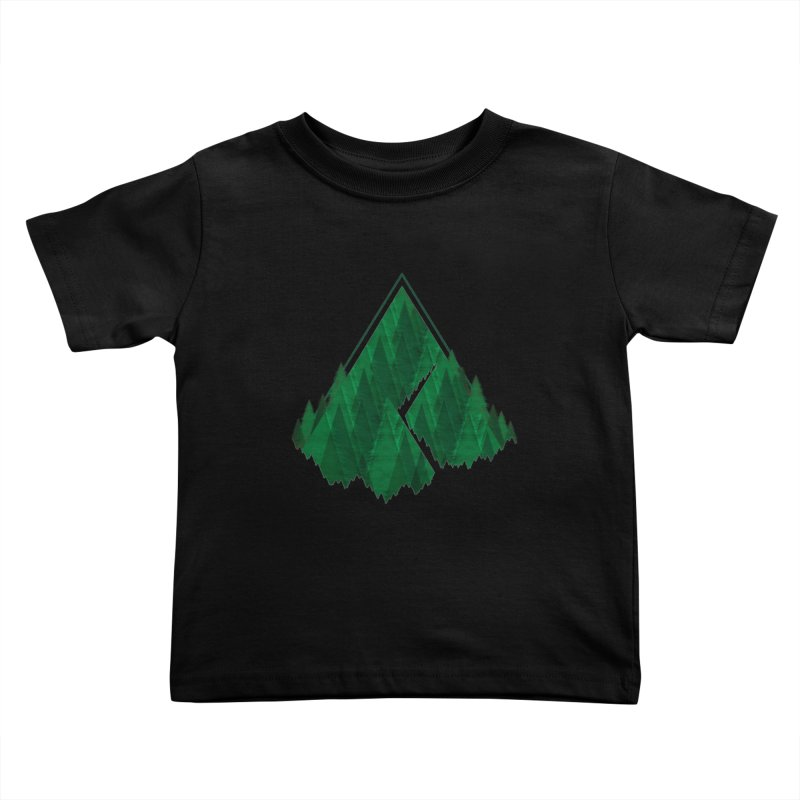 GeomeTree Kids Toddler T-Shirt by Yargyle's Artist Shop