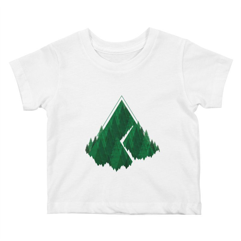 GeomeTree Kids Baby T-Shirt by Yargyle's Artist Shop
