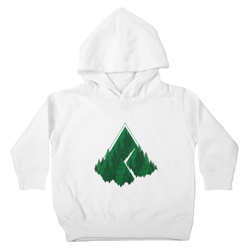 GeomeTree Kids Toddler Pullover Hoody by Yargyle's Artist Shop