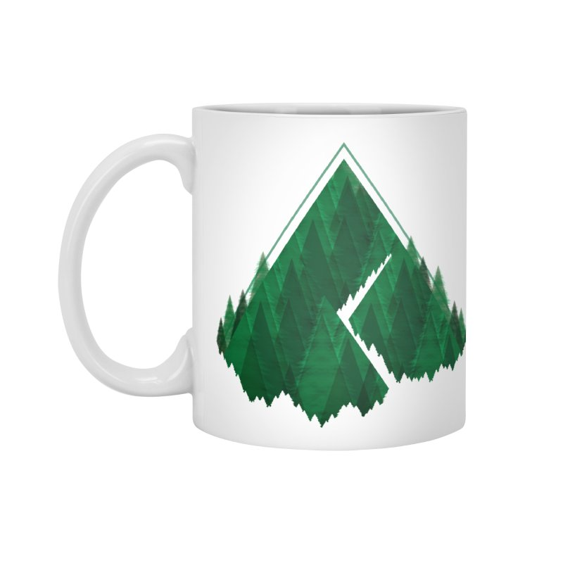 GeomeTree Accessories Mug by Yargyle's Artist Shop
