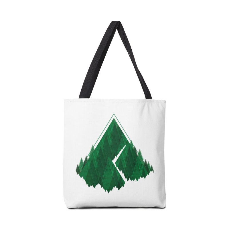 GeomeTree Accessories Bag by Yargyle's Artist Shop