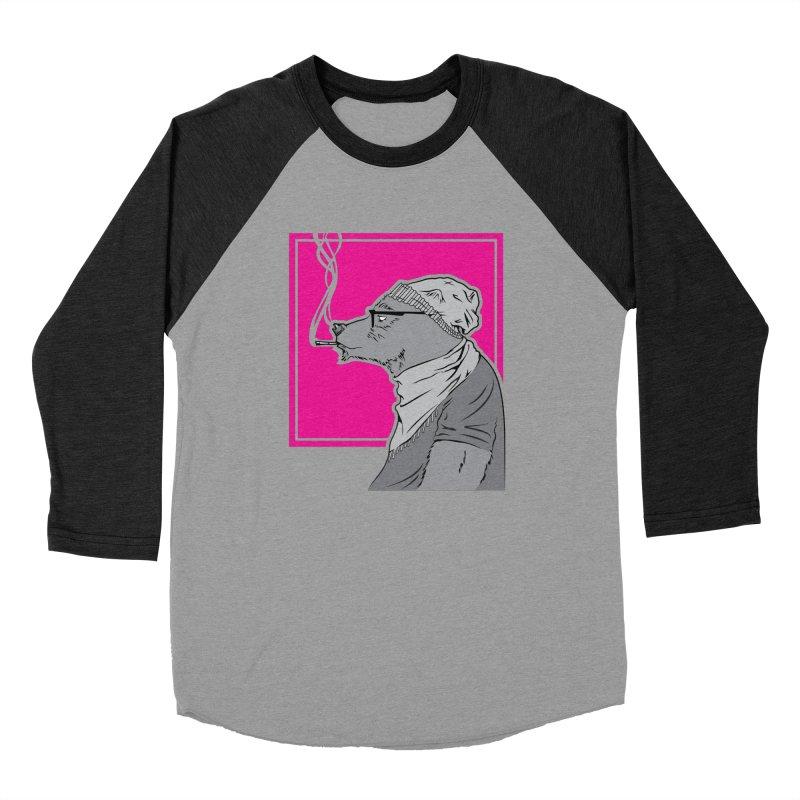 Smokey the Bear Women's Baseball Triblend Longsleeve T-Shirt by Yargyle's Artist Shop