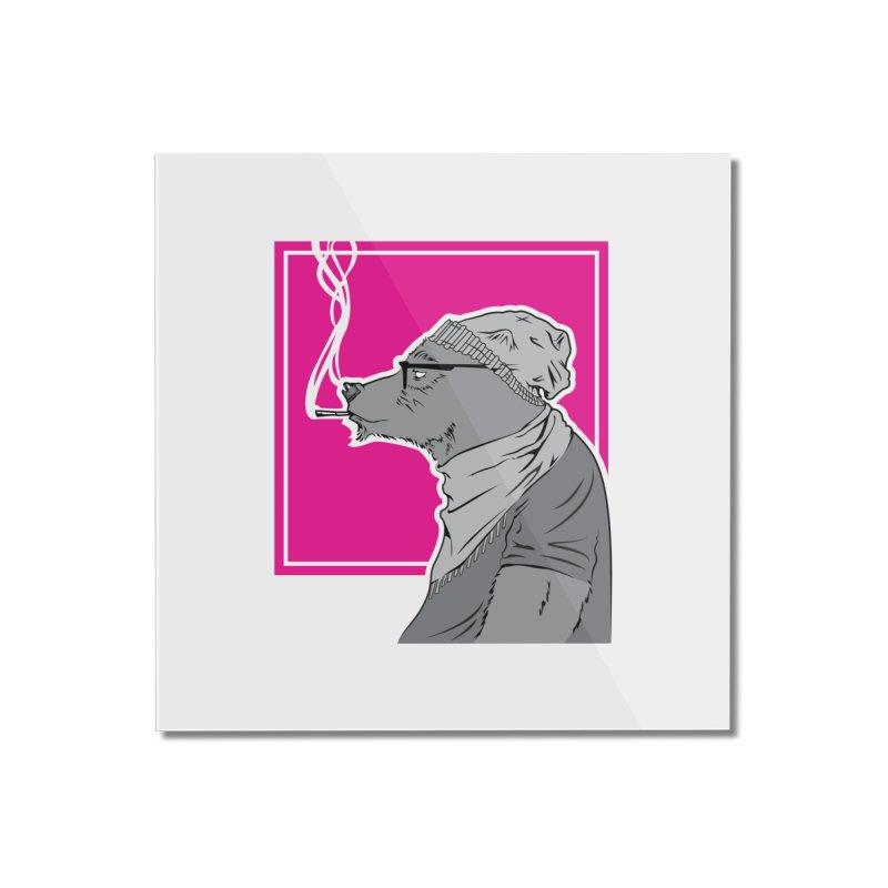 Smokey the Bear Home  by Yargyle's Artist Shop