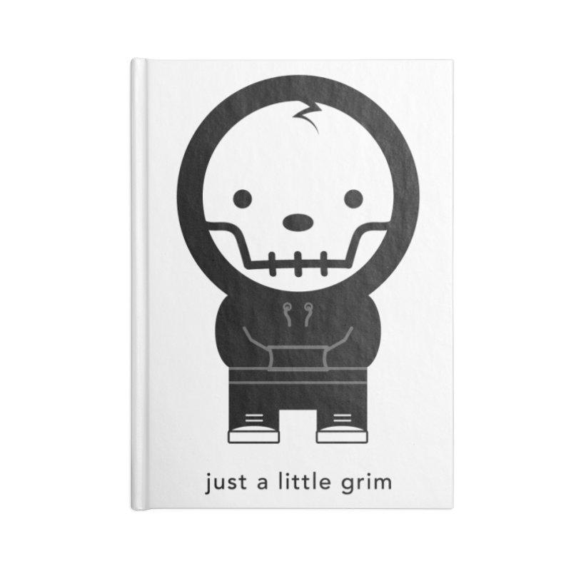 Little Grim Accessories Notebook by Yargyle's Artist Shop