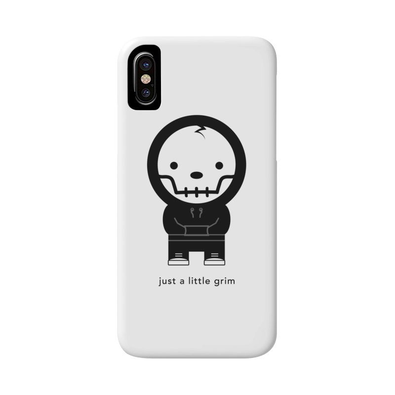 Little Grim Accessories Phone Case by Yargyle's Artist Shop