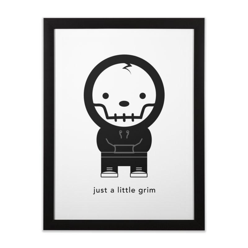 Little Grim Home  by Yargyle's Artist Shop