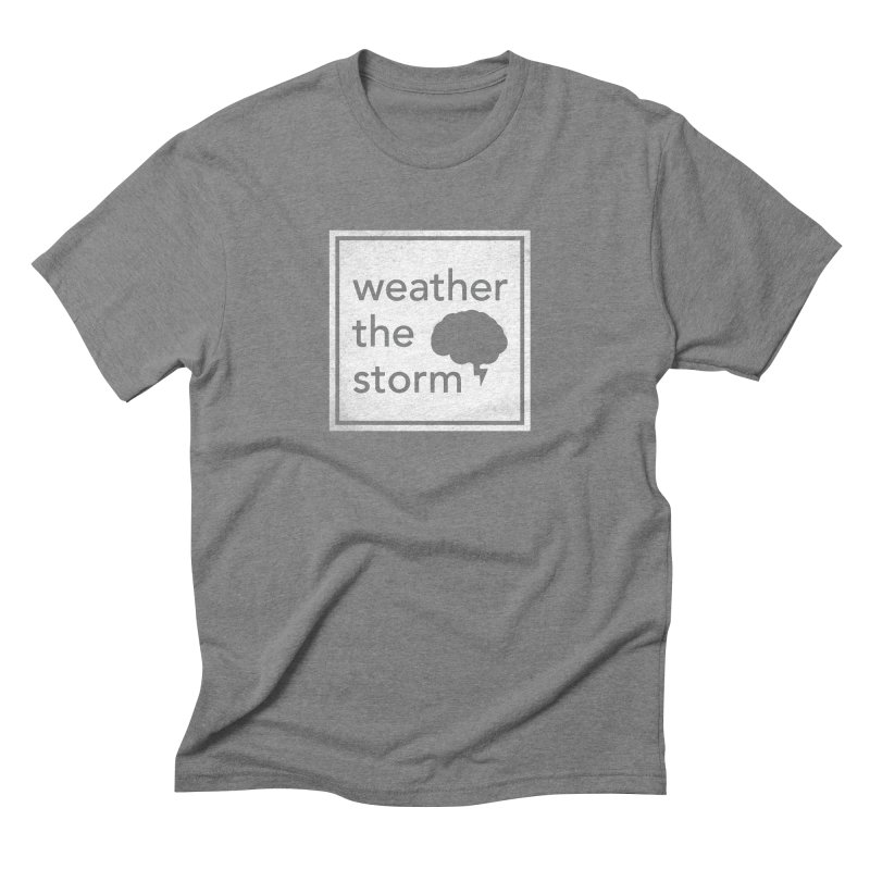 Weather the Storm Men's  by Yargyle's Artist Shop