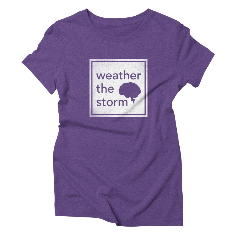 Weather the Storm Women's  by Yargyle's Artist Shop