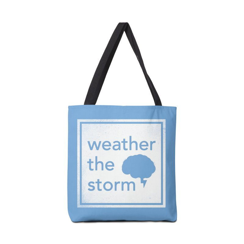 Weather the Storm Accessories Bag by Yargyle's Artist Shop