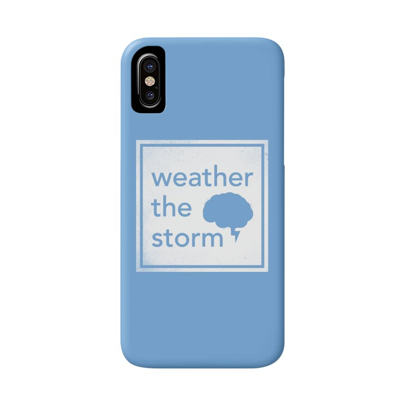 Weather the Storm Accessories Phone Case by Yargyle's Artist Shop