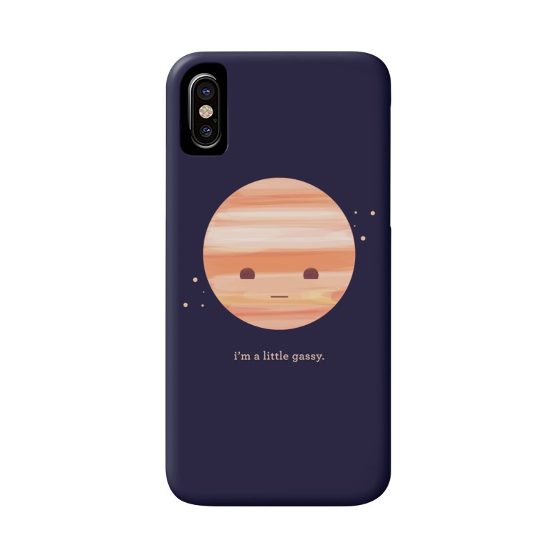Little Gassy Accessories Phone Case by Yargyle's Artist Shop