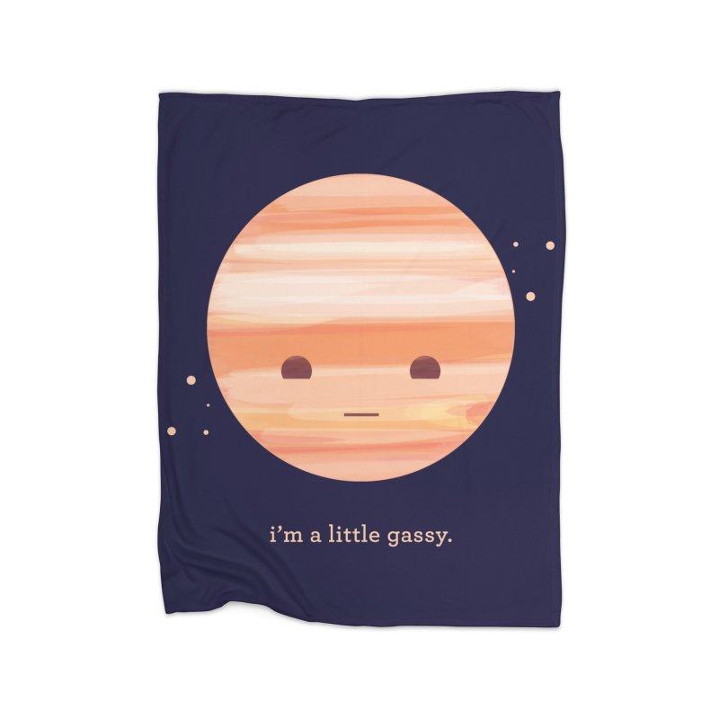 Little Gassy Home Blanket by Yargyle's Artist Shop