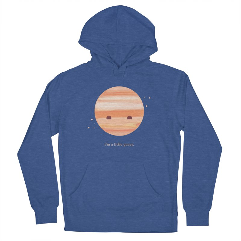Little Gassy Men's Pullover Hoody by Yargyle's Artist Shop
