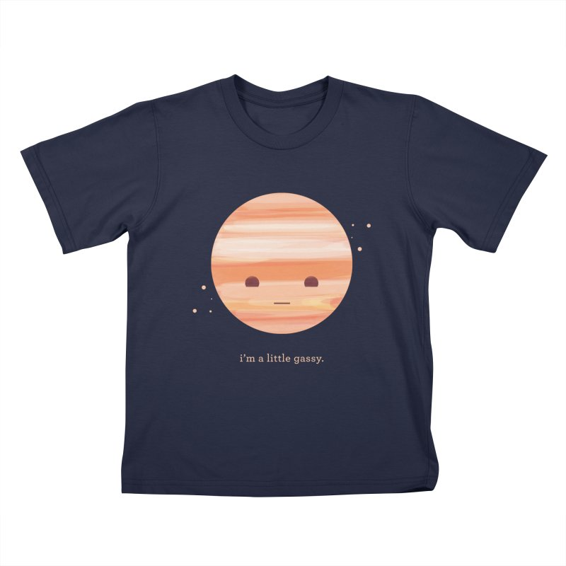 Little Gassy Kids T-Shirt by Yargyle's Artist Shop
