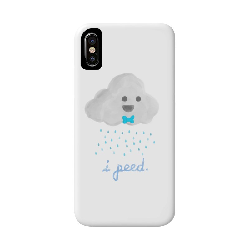 Uh Oh Accessories Phone Case by Yargyle's Artist Shop