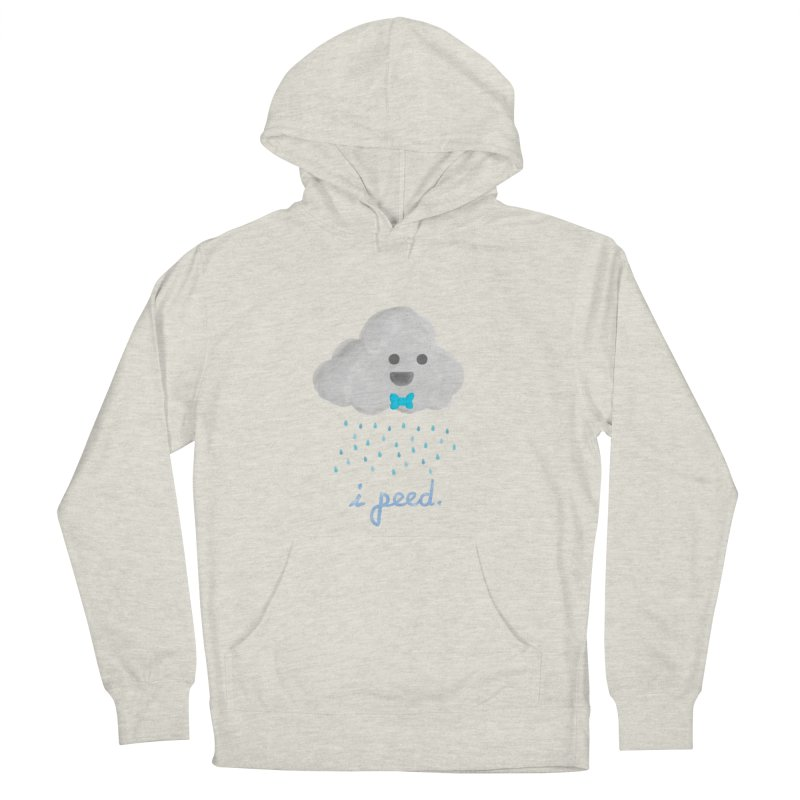 Uh Oh Women's French Terry Pullover Hoody by Yargyle's Artist Shop