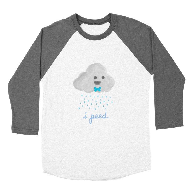 Uh Oh Women's Baseball Triblend Longsleeve T-Shirt by Yargyle's Artist Shop