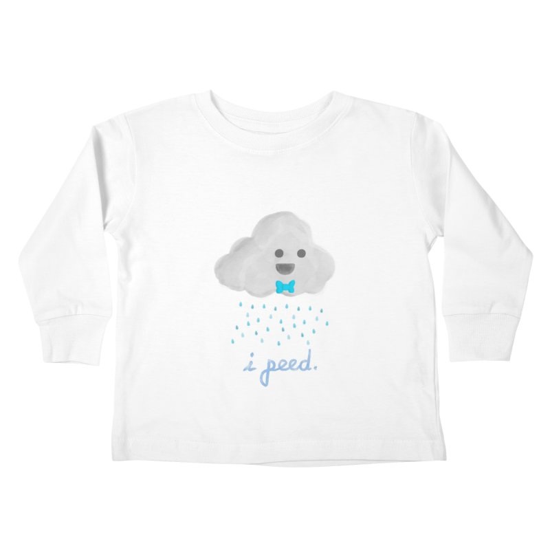 Uh Oh Kids Toddler Longsleeve T-Shirt by Yargyle's Artist Shop
