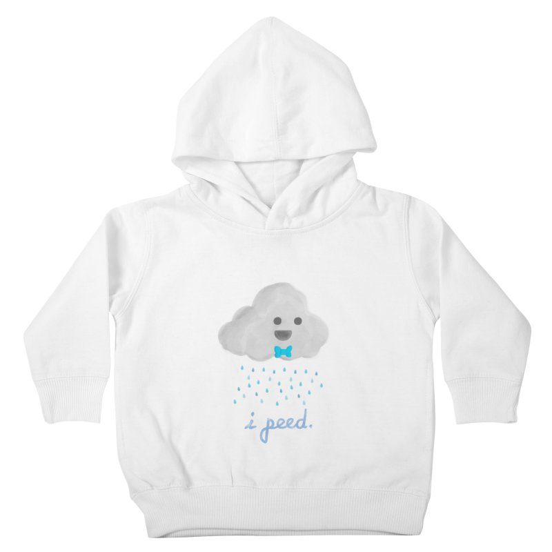 Uh Oh Kids Toddler Pullover Hoody by Yargyle's Artist Shop