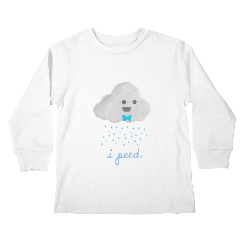 Uh Oh Kids Longsleeve T-Shirt by Yargyle's Artist Shop