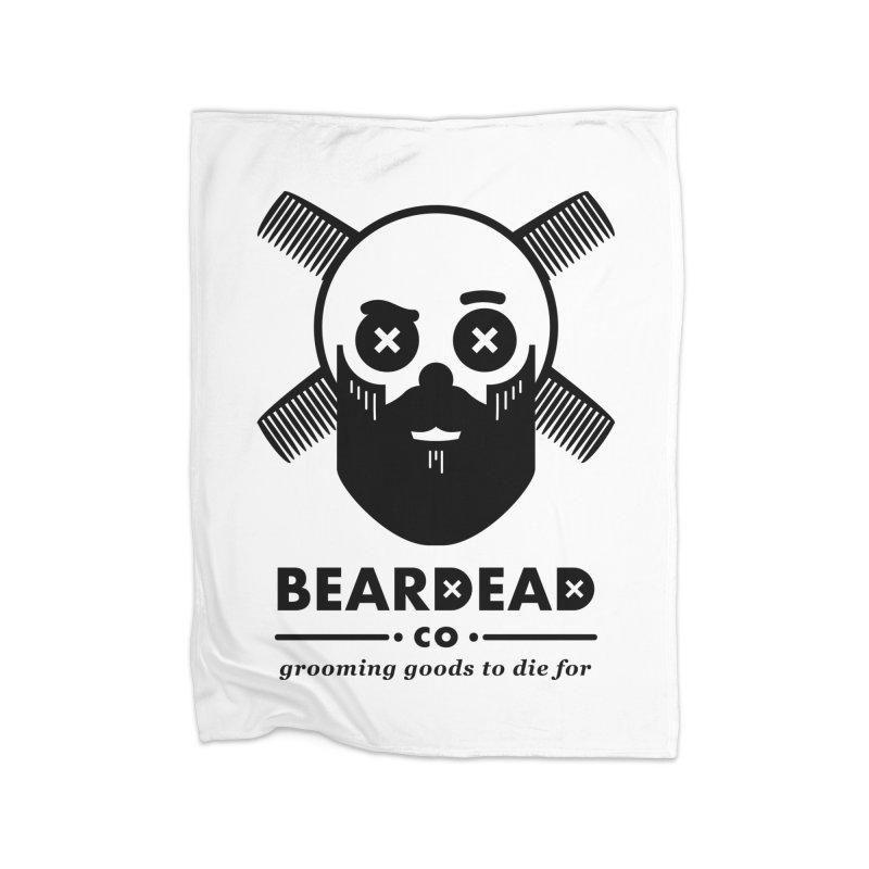 Beardead Home Blanket by Yargyle's Artist Shop