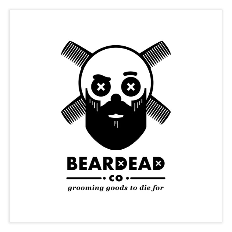 Beardead Home Fine Art Print by Yargyle's Artist Shop
