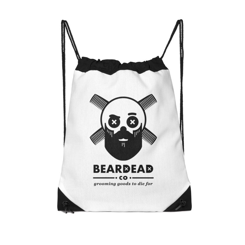 Beardead Accessories Bag by Yargyle's Artist Shop