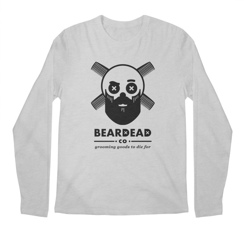 Beardead Men's Longsleeve T-Shirt by Yargyle's Artist Shop