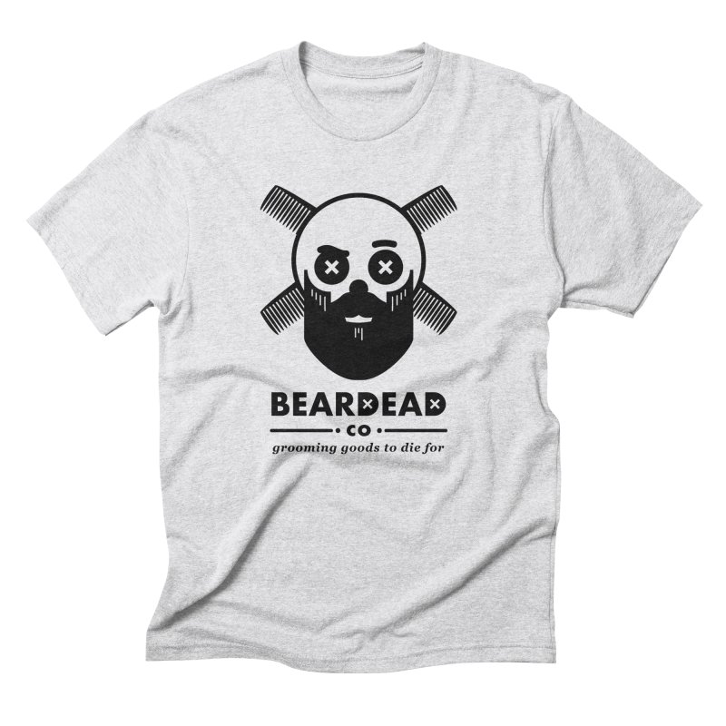 Beardead Men's Triblend T-Shirt by Yargyle's Artist Shop