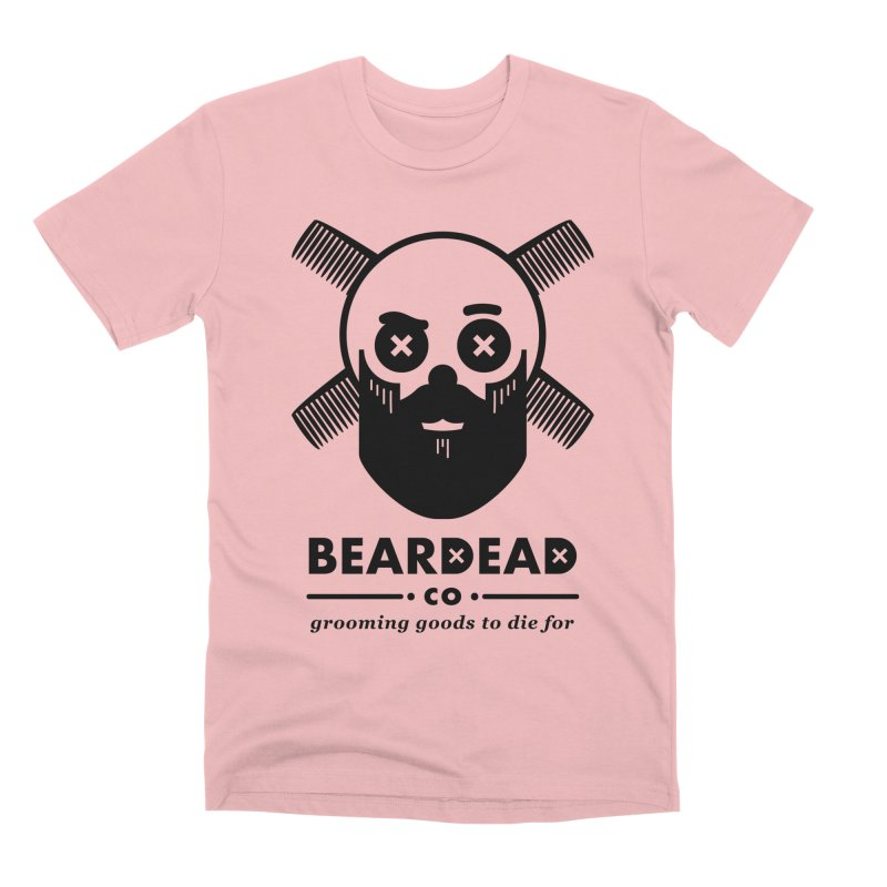 Beardead Men's Premium T-Shirt by Yargyle's Artist Shop