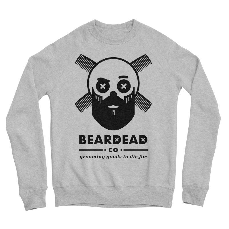 Beardead Men's Sponge Fleece Sweatshirt by Yargyle's Artist Shop