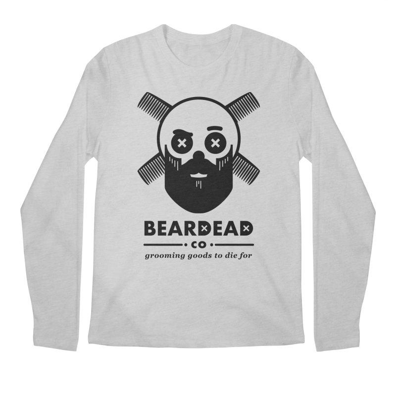 Beardead Men's Regular Longsleeve T-Shirt by Yargyle's Artist Shop