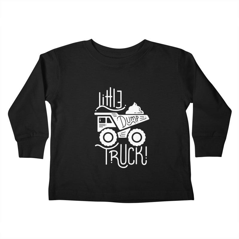 Little Dump Truck Kids  by Yargyle's Artist Shop