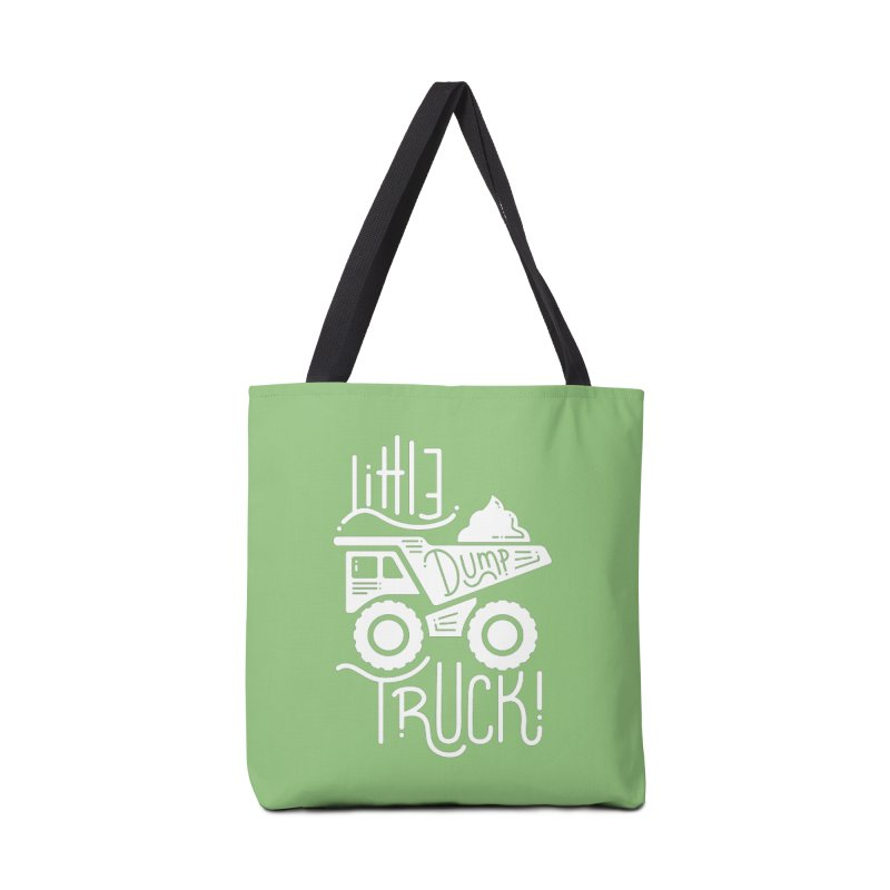 Little Dump Truck Accessories Bag by Yargyle's Artist Shop