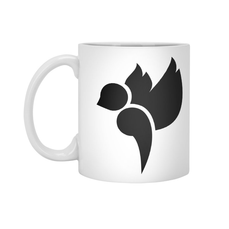 Not a Sparrow Falls Accessories Standard Mug by Yargyle's Artist Shop