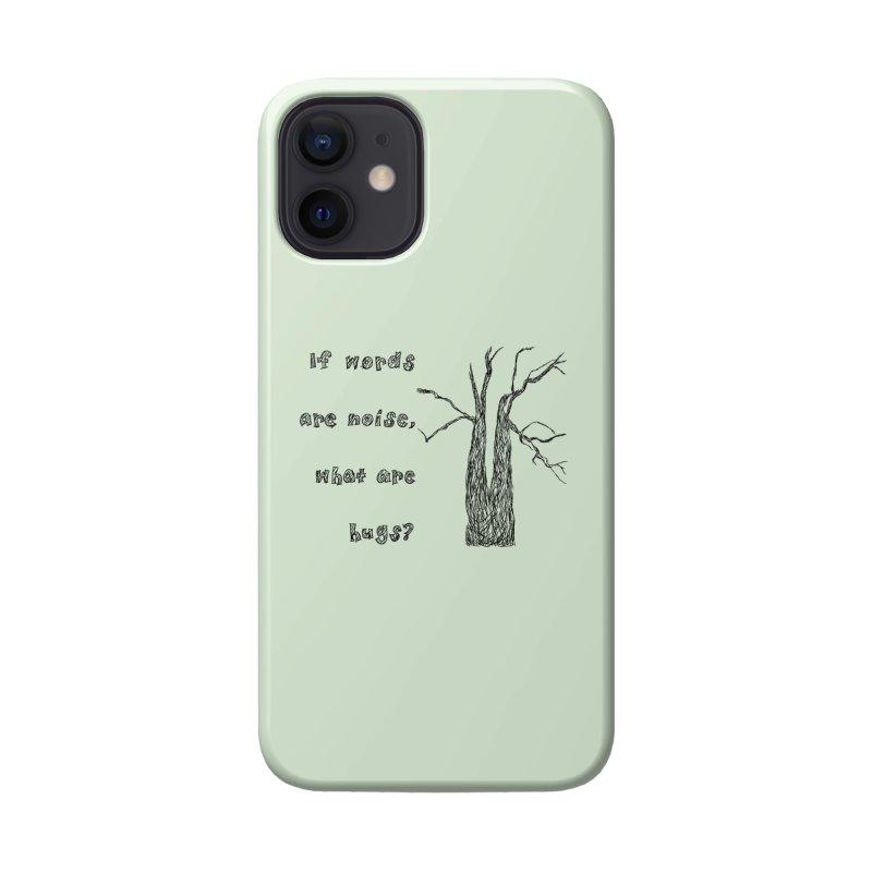 Free Hugs Accessories Phone Case by Half Moon Giraffe