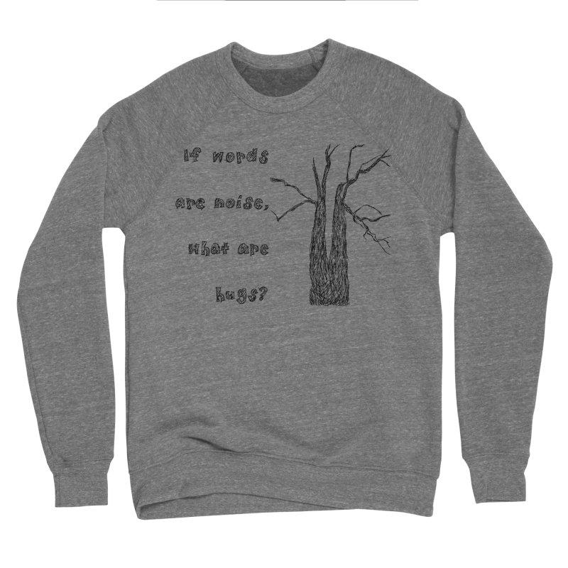 Free Hugs Women's Sweatshirt by Half Moon Giraffe