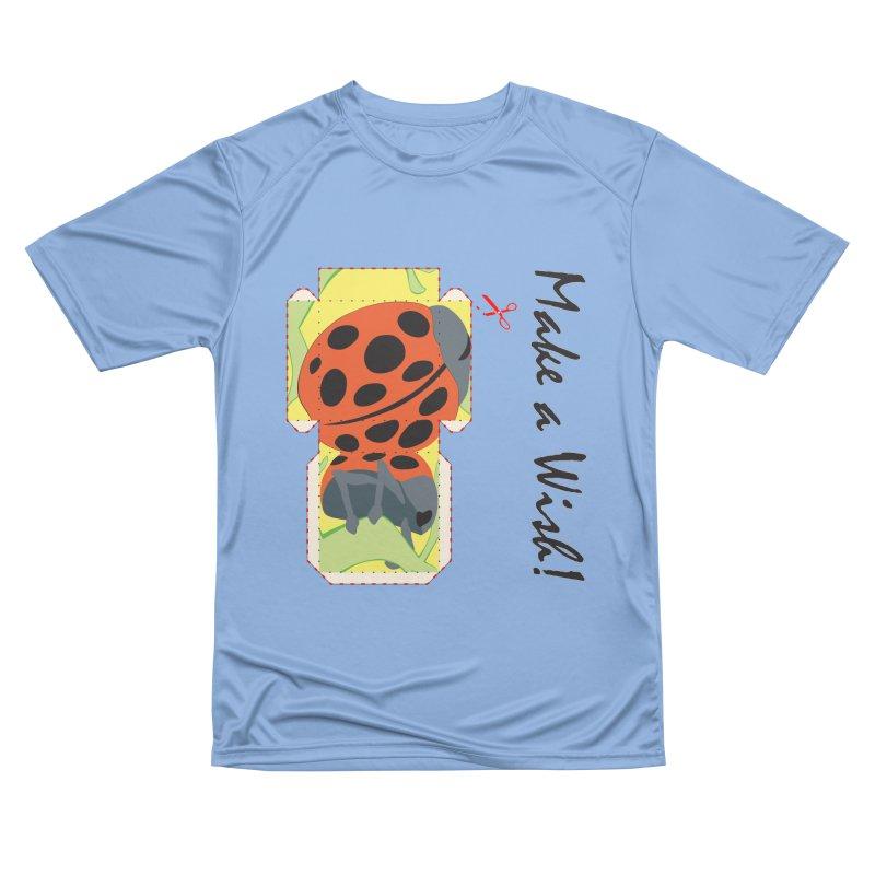 Make a Wish! Men's T-Shirt by Half Moon Giraffe
