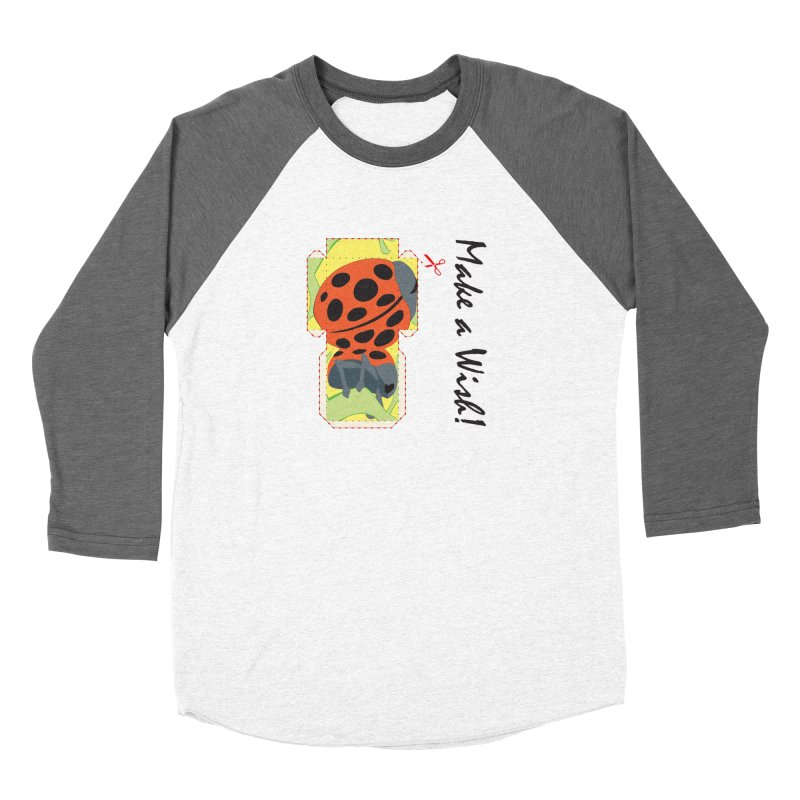 Make a Wish! Women's Longsleeve T-Shirt by Half Moon Giraffe