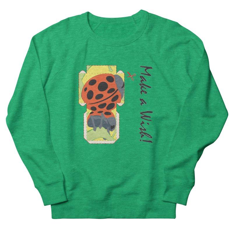 Make a Wish! Women's Sweatshirt by Half Moon Giraffe
