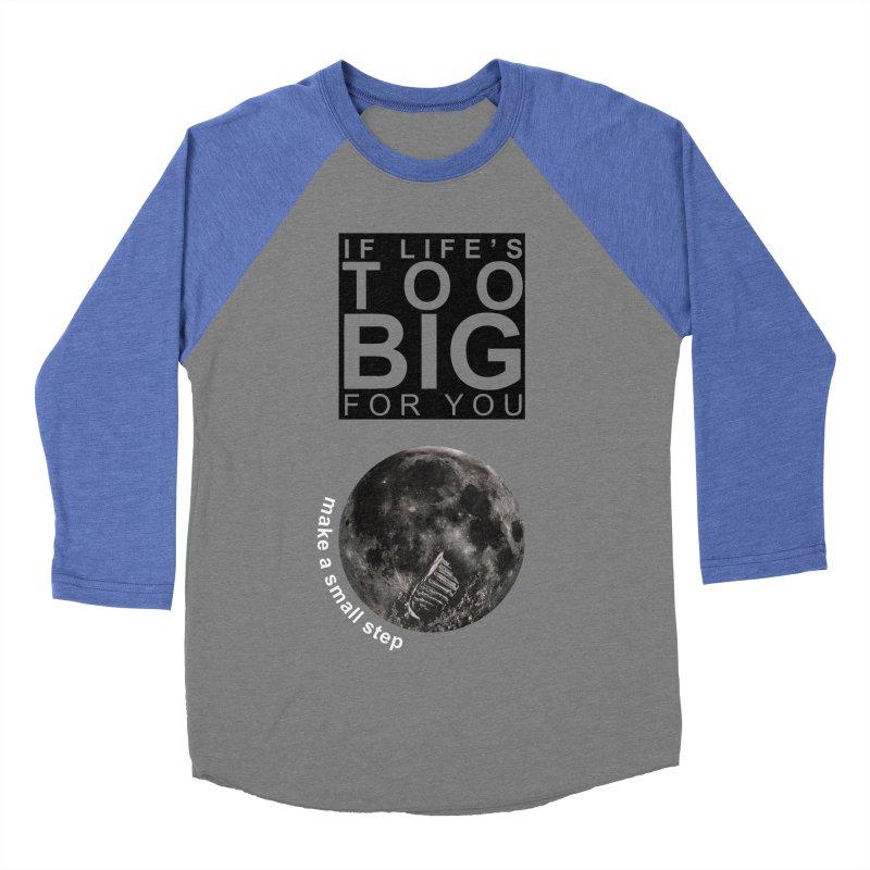 1969 Women's Baseball Triblend Longsleeve T-Shirt by Half Moon Giraffe
